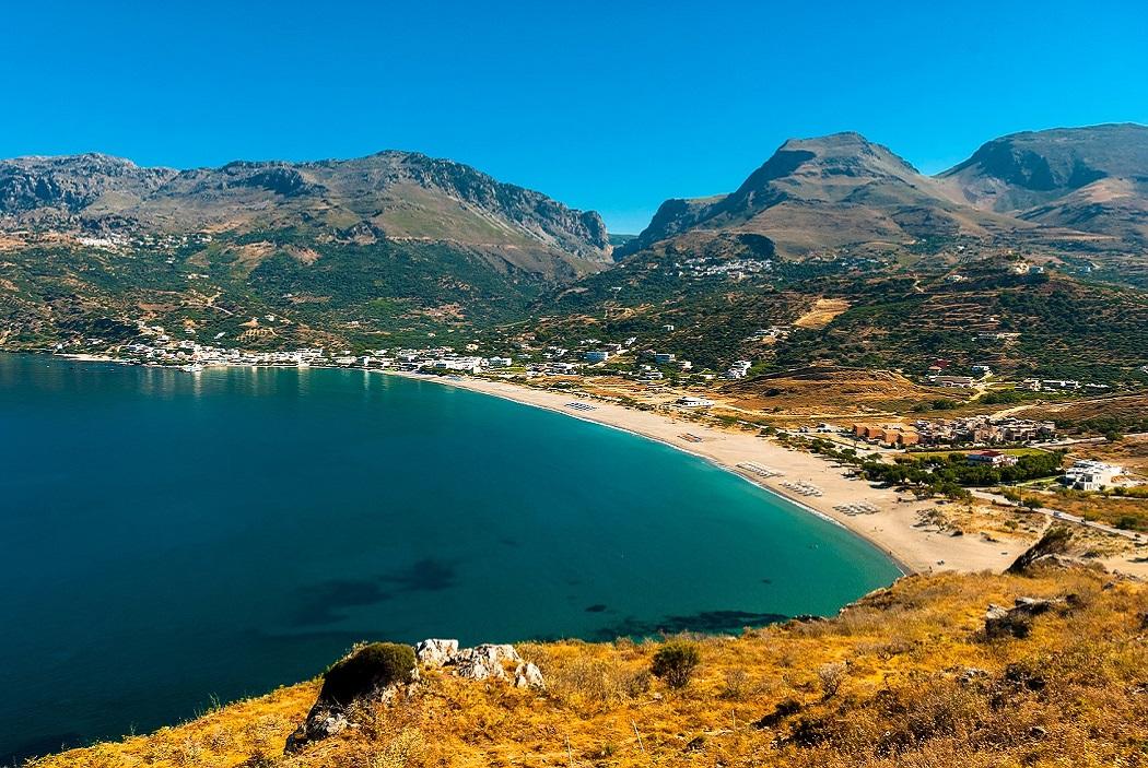 Grecka wyspa Kreta