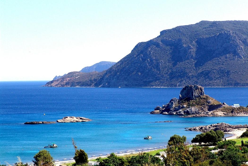 Kos - grecka wyspa na wakacje